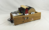 Mad Batt'r Motorized Drum Carder: Single Wide