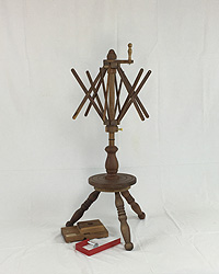 Mini Yarn Swift / Skeinwinder: Combination