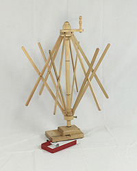 Yarn Swift / Skeinwinder: Table Model